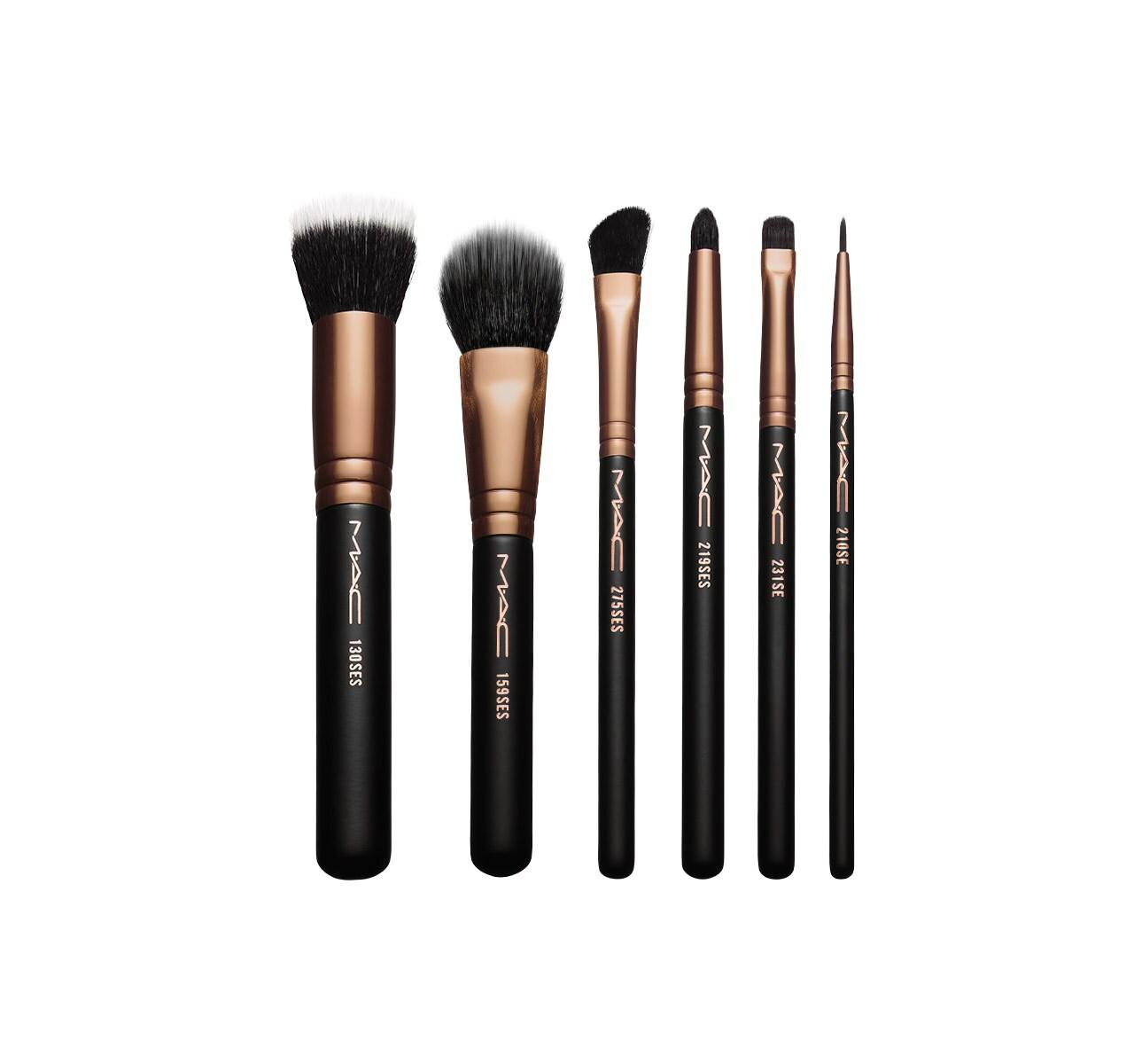 Look In A Box: Advanced Brush Kit | MAC Cosmetics México - Sitio Oficial